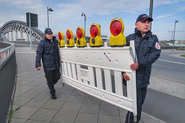 Baustellenbewachung Berlin